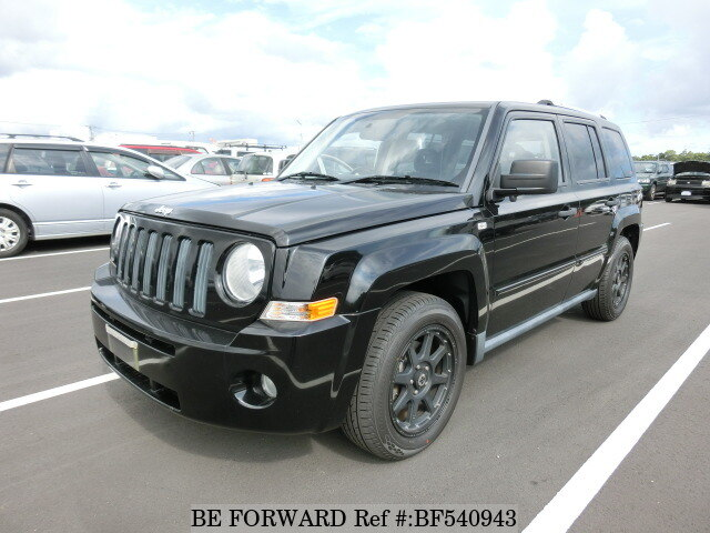 used 2007 jeep patriot limited aba mk74 for sale bf540943 be forward. Black Bedroom Furniture Sets. Home Design Ideas