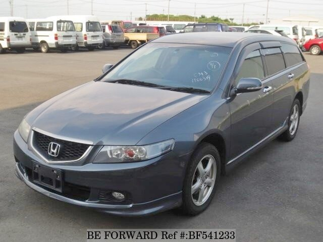 used 2006 honda accord wagon aba cm3 for sale bf541233 be forward. Black Bedroom Furniture Sets. Home Design Ideas