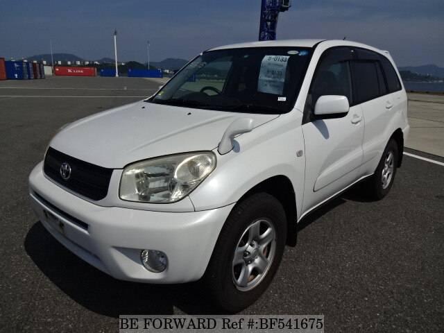 used 2003 toyota rav4 x limited ua zca26w for sale bf541675 be forward. Black Bedroom Furniture Sets. Home Design Ideas