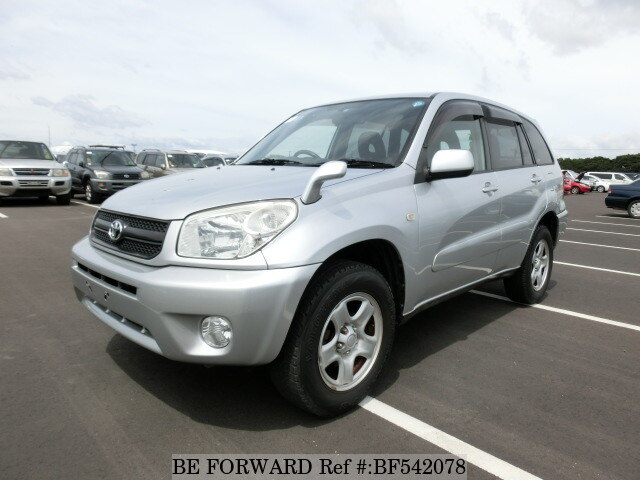 used 2005 toyota rav4 l x limited cba zca26w for sale bf542078 be forward. Black Bedroom Furniture Sets. Home Design Ideas