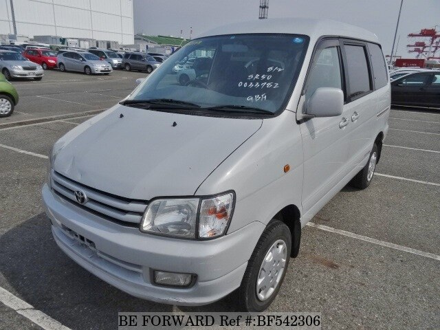 used 1997 toyota townace noah super extra limo e sr50g for