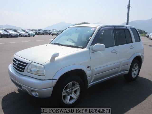 Suzuki Escudo Parts List