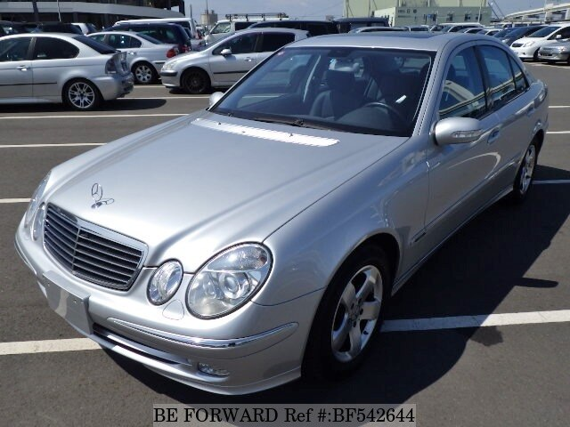 Used 2002 mercedes benz e class e320 avantgarde gh 211065c for Mercedes benz 2002 e class