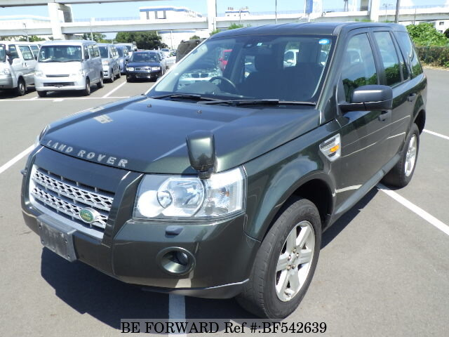 used 2007 land rover freelander 2 s cba lf32 for sale bf542639 be forward. Black Bedroom Furniture Sets. Home Design Ideas