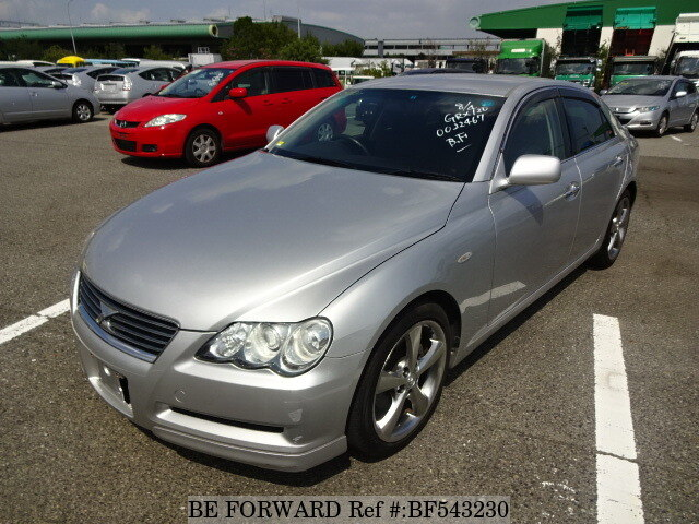 Used 2005 Toyota Mark X 250g S Package Dba Grx120 For Sale