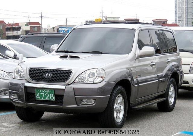2006 hyundai terracan d 39 occasion en promotion is543325 be forward. Black Bedroom Furniture Sets. Home Design Ideas