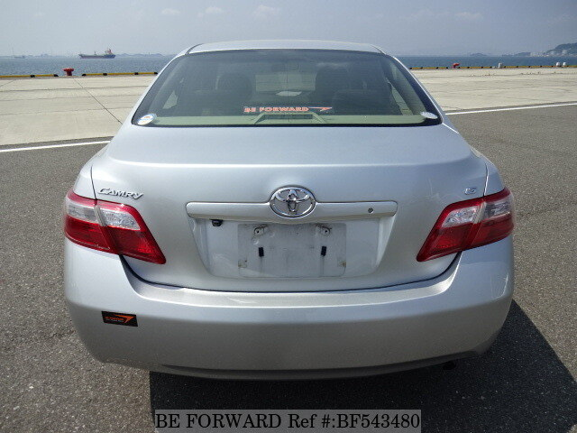 used 2006 toyota camry g limited edition dba acv40 for sale bf543480 be for. Black Bedroom Furniture Sets. Home Design Ideas