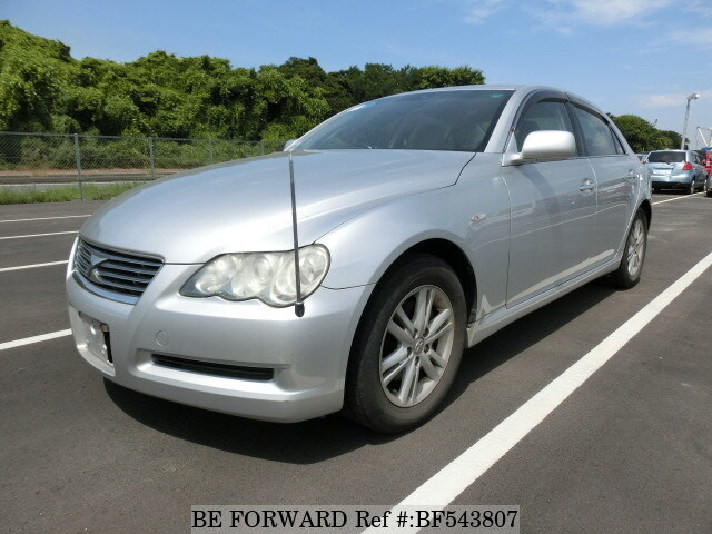 TOYOTA Mark X for SALE! (Used 2005 Year Model) (-km ...