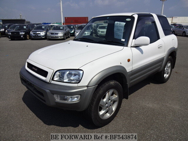 used 1999 toyota rav4 j type x gf sxa10w for sale bf543874 be forward. Black Bedroom Furniture Sets. Home Design Ideas
