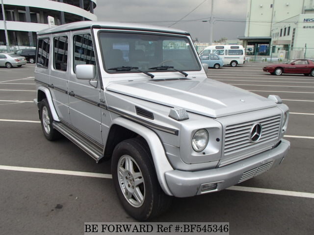 Used 1999 mercedes benz g class g500 l gf g500l for sale for Mercedes benz g500 used