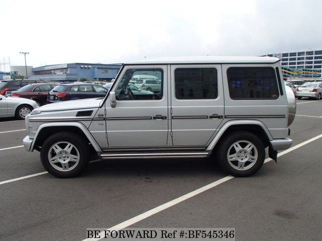 Used 1999 mercedes benz g class g500 l gf g500l for sale for Mercedes benz g class for sale cheap