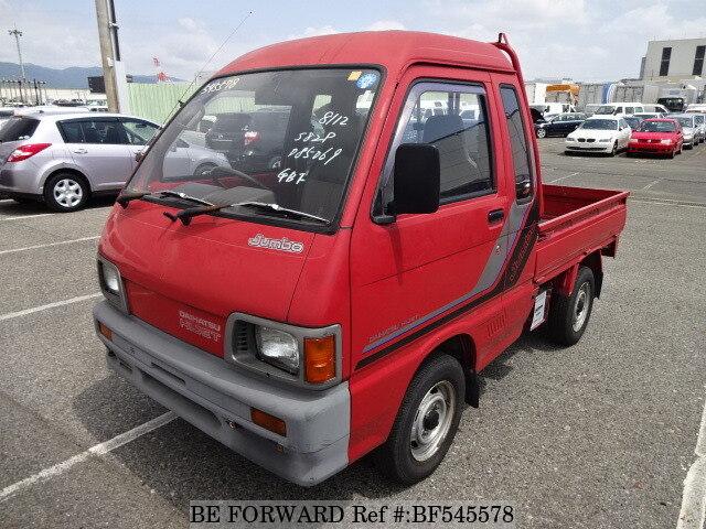 Used 1992 DAIHATSU HIJET TRUCK JUMBO CUSTOM/V-S82P For