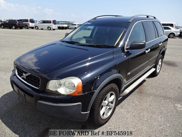 used 2004 volvo xc90 la cb5254aw for sale bf545918 be forward. Black Bedroom Furniture Sets. Home Design Ideas