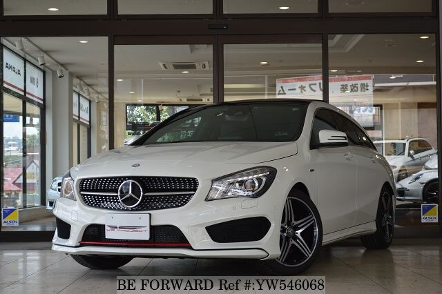 used 2016 mercedes benz cla class cla250 sport 4matic shooting brk for sale yw546068 be forward. Black Bedroom Furniture Sets. Home Design Ideas