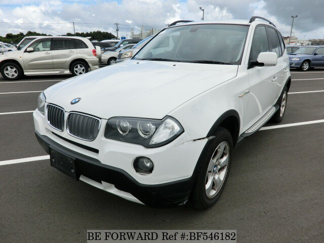 used 2010 bmw x3 2 5si aba pc25 for sale bf546182 be forward. Black Bedroom Furniture Sets. Home Design Ideas