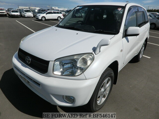 used 2004 toyota rav4 x cba aca21w for sale bf546147 be forward. Black Bedroom Furniture Sets. Home Design Ideas