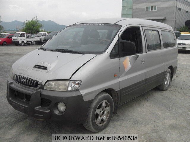 used 2001 hyundai starex for sale is546538 be forward. Black Bedroom Furniture Sets. Home Design Ideas