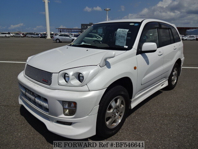 Used 2000 Toyota Rav4 L X G Package Ta Aca21w For Sale