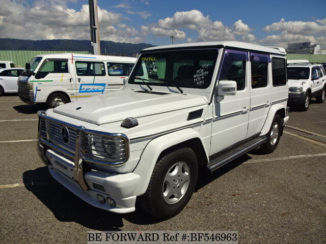 used 1995 mercedes benz g class 300ge long 463228 for sale bf546963 be forward. Black Bedroom Furniture Sets. Home Design Ideas