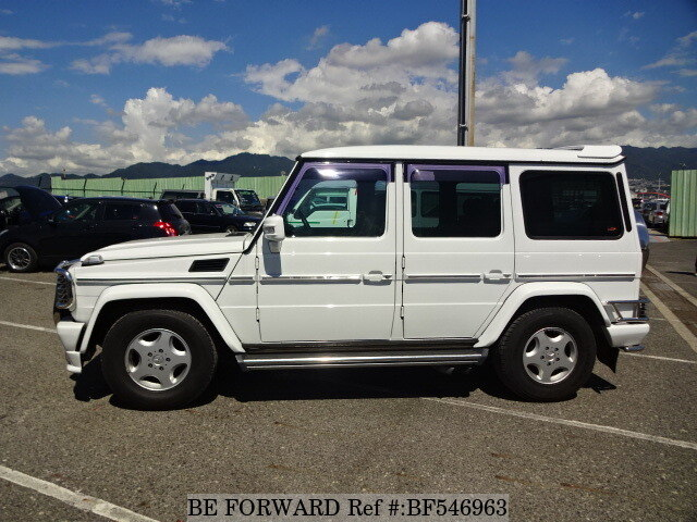 Used 1995 mercedes benz g class 300ge long 463228 for for Mercedes benz g class for sale cheap
