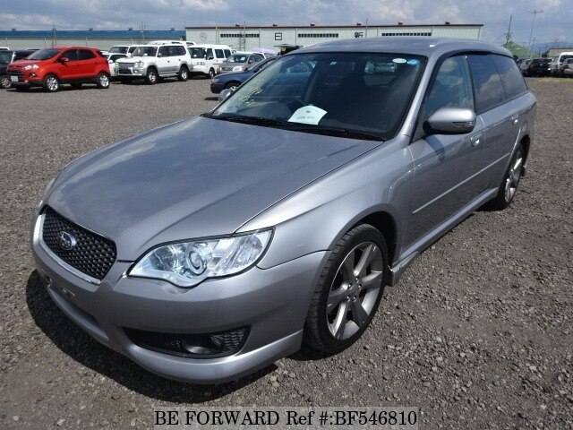 used 2007 subaru legacy touring wagon 2 0r spec b aba bp5. Black Bedroom Furniture Sets. Home Design Ideas