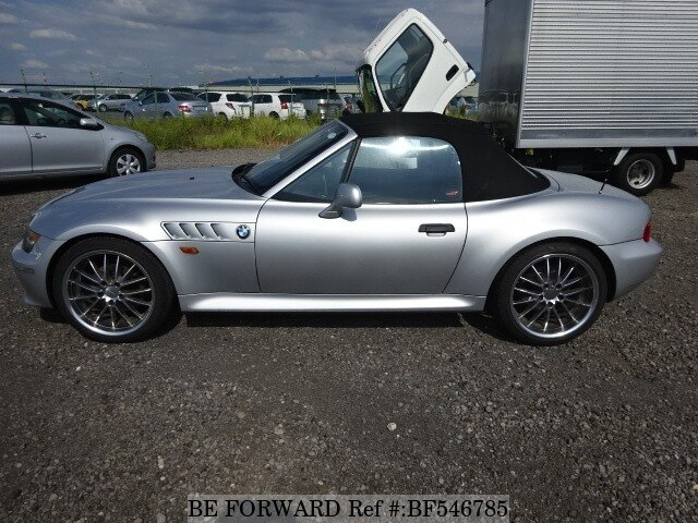 used 1999 bmw z3 2 0 road star gf cl20 for sale bf546785 be forward. Black Bedroom Furniture Sets. Home Design Ideas