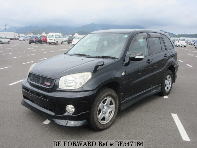 used 2005 toyota rav4 x limited cba zca26w for sale bf547166 be forward. Black Bedroom Furniture Sets. Home Design Ideas