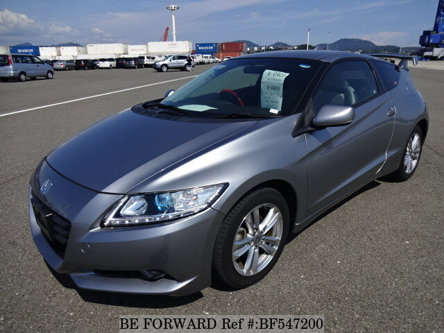 used 2011 honda cr z alpha daa zf1 for sale bf547200 be forward. Black Bedroom Furniture Sets. Home Design Ideas