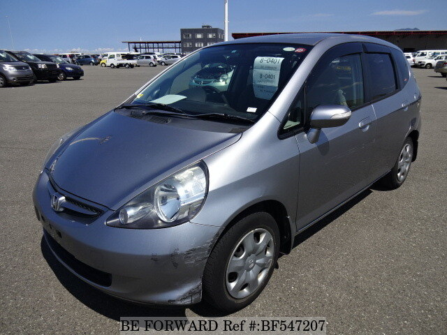 Used 2007 honda fit 1 3a dba gd1 for sale bf547207 be for Honda fit horsepower