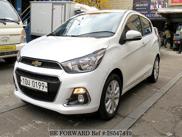used 2016 chevrolet spark lt for sale is547449 be forward. Black Bedroom Furniture Sets. Home Design Ideas
