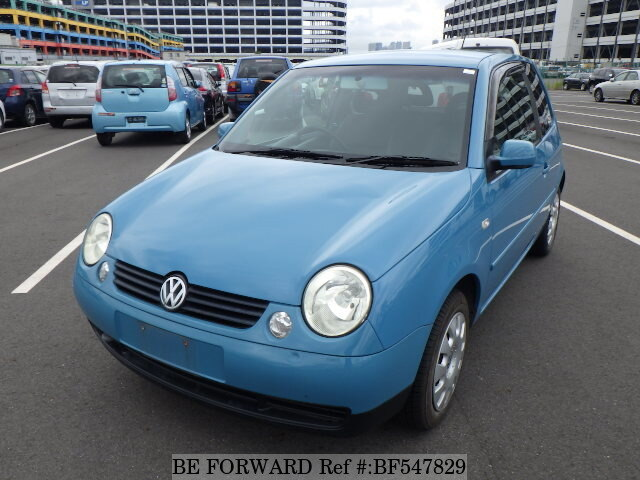 used 2003 volkswagen lupo gh 6xbby for sale bf547829 be forward. Black Bedroom Furniture Sets. Home Design Ideas