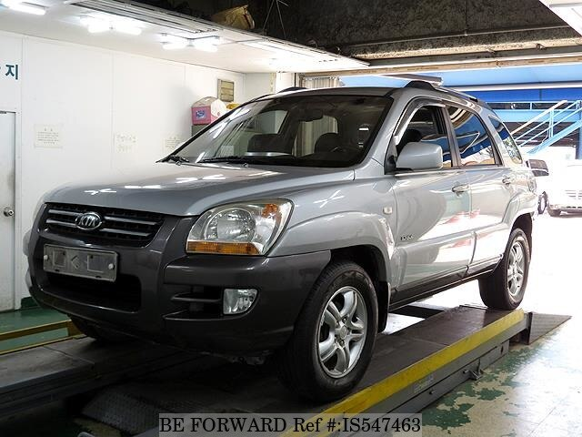 Used 2006 KIA SPORTAGE For Sale IS547463