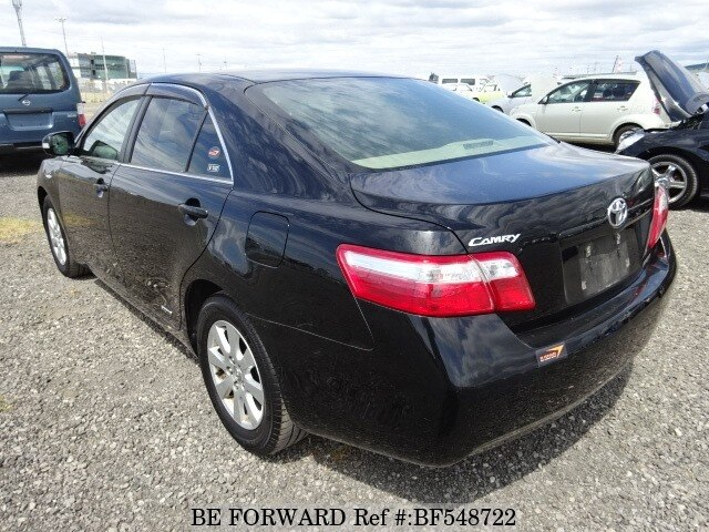 used 2008 toyota camry g dignis edition dba acv40 for sale bf548722 be forward. Black Bedroom Furniture Sets. Home Design Ideas