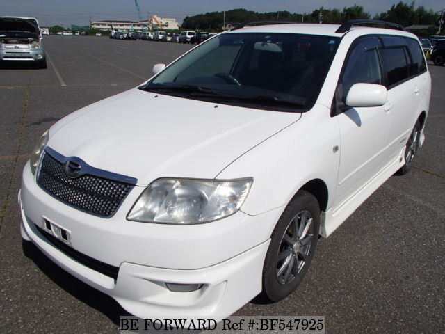 Used 2005 Toyota Corolla Fielder S Cba Zze124g For Sale