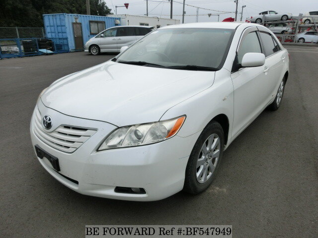used 2008 toyota camry g limited edition dba acv40 for sale bf547949 be for. Black Bedroom Furniture Sets. Home Design Ideas