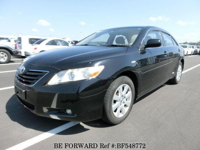 used 2006 toyota camry g limited edition dba acv40 for sale bf548772 be forward. Black Bedroom Furniture Sets. Home Design Ideas