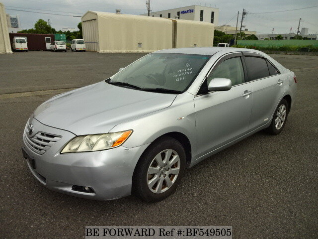 used 2006 toyota camry g limited edition dba acv40 for sale bf549505 be for. Black Bedroom Furniture Sets. Home Design Ideas