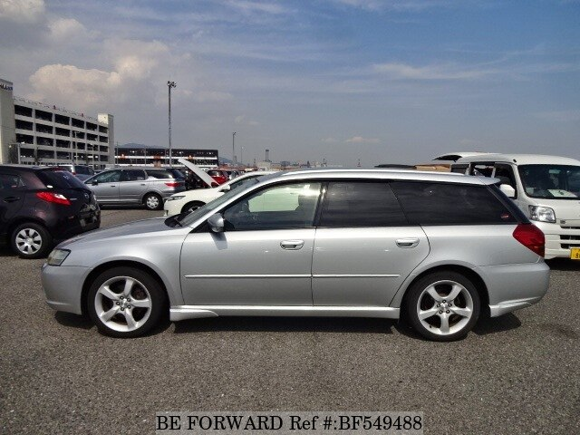 used 2003 subaru legacy touring wagon 2 0r ta bp5 for sale. Black Bedroom Furniture Sets. Home Design Ideas