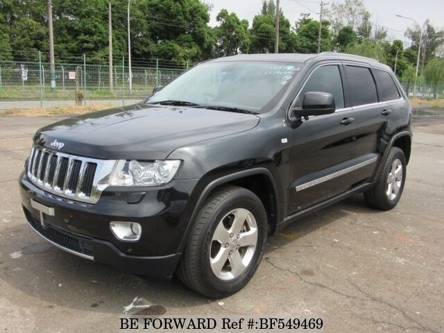 used 2012 jeep grand cherokee laredo aba wk36 for sale bf549469 be forward. Black Bedroom Furniture Sets. Home Design Ideas