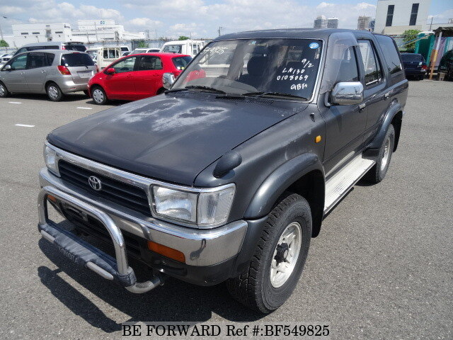 used 1992 toyota hilux surf q ln130w for sale bf549825. Black Bedroom Furniture Sets. Home Design Ideas