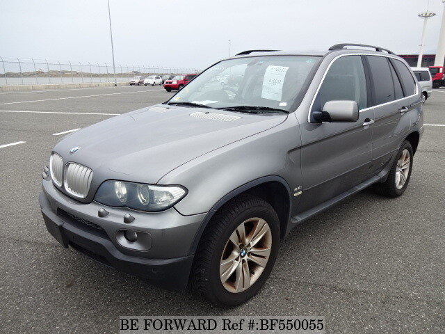 used 2004 bmw x5 4 4i gh fb44n for sale bf550055 be forward. Black Bedroom Furniture Sets. Home Design Ideas