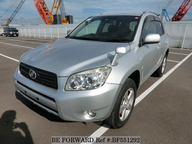 used 2005 toyota rav4 g dba aca31w for sale bf551292 be forward. Black Bedroom Furniture Sets. Home Design Ideas