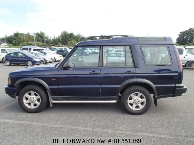 used 2003 land rover discovery se gh lt94a for sale. Black Bedroom Furniture Sets. Home Design Ideas