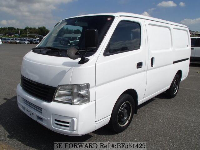 used 2003 nissan caravan van lc vpe25 for sale bf551429 be forward. Black Bedroom Furniture Sets. Home Design Ideas
