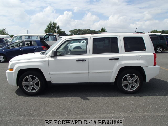 used 2007 jeep patriot limited aba mk74 for sale bf551368 be forward. Black Bedroom Furniture Sets. Home Design Ideas