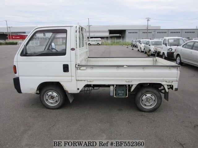 used 1993 honda acty truck v ha4 for sale bf552360 be forward. Black Bedroom Furniture Sets. Home Design Ideas