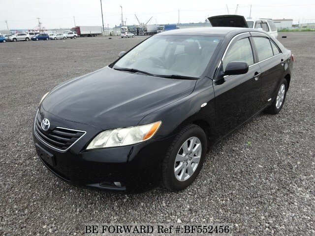 used 2008 toyota camry g limited edition dba acv40 for sale bf552456 be forward. Black Bedroom Furniture Sets. Home Design Ideas