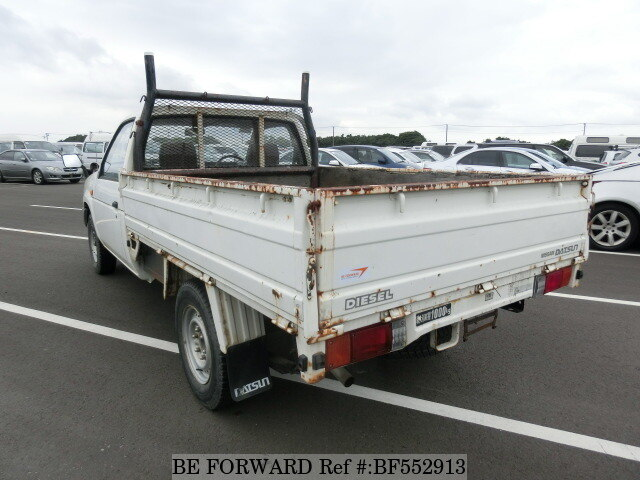used 1987 nissan datsun truck n agd21 for sale bf552913 be forward. Black Bedroom Furniture Sets. Home Design Ideas