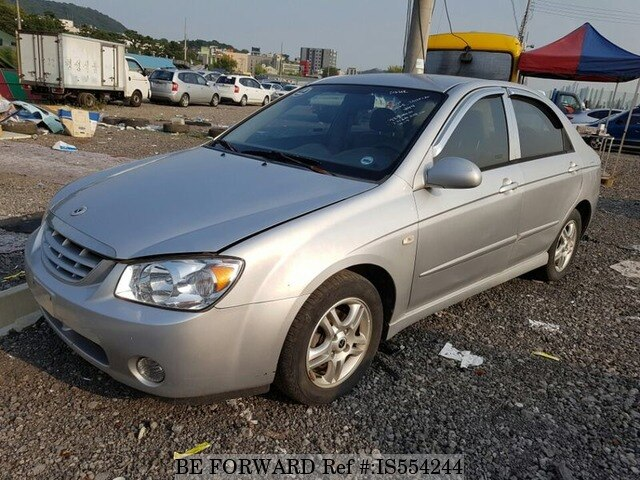 used 2005 kia cerato lx for sale is554244 be forward. Black Bedroom Furniture Sets. Home Design Ideas