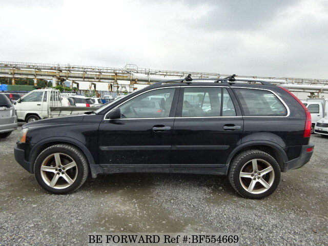 used 2005 volvo xc90 cba cb5254aw for sale bf554669 be. Black Bedroom Furniture Sets. Home Design Ideas